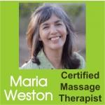 Maria Weston - Certified Massage Therapist
