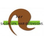 her Salon. Spa. Hair Extensions.