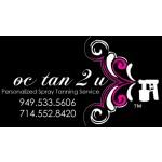 OC Tan 2 U Custom Airbrush Spray Tanning Service