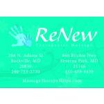 ReNew Therapeutic Massage Center