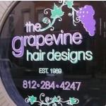 The Grapevine Hair Designs